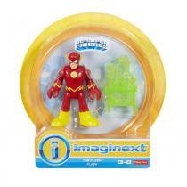 Imaginext DC Super Friends - Flash - Fisher Price - Fisher Price