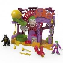 Imaginext Fabrica de Risada Dc Comics - Mattel