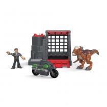 Imaginext Jurassic World Stygimoloch Owen - Mattel -
