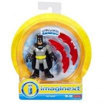 Imaginext liga da justiça batman mattel dpf00 - Mattel