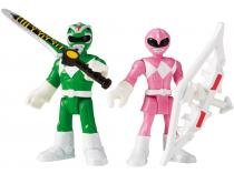 Imaginext - Mighty Morphin Power Rangers - Green Ranger & Pink Ranger Fisher-Price