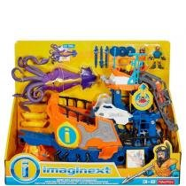 Imaginext Navio Comando Do Mar - Fisher Price - Fisher-Price