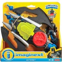 Imaginext Super Friends Batman e Jato - Fisher-Price - Fisher-Price