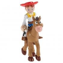 Imaginext - Toy Story - Jessie e Bala no Alvo - Fisher Price - Fisher Price
