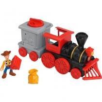 Imaginext Toy Story - Trem do Velho Oeste - Fisher Price - Fisher Price