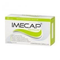 Imecap Rejuvenescedor 60 Cápsulas - Imecap