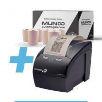 Impressora Bematech mp-4200 Th + Caixa de Bobina térmica 80x40 -