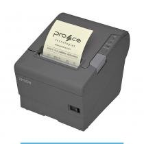 Impressora Epson TM-T88V USB e Ethernet Térmica Não Fiscal - Epson