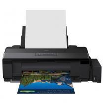 Impressora Fotográfica Tanque de Tinta Colorida L1800 Epson -