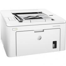 Impressora hp laserjet pro m203dw, wi-fi -