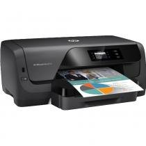 Impressora hp officejet pro 8210 jato de tinta, duplex, rede ethernet, wireless - Hp