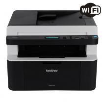 Impressora Multifuncional Brother DCP-1617NW Laser Mono Wireless 110V -