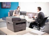 Impressora Multifuncional Brother DCP-L2540DW - Laser  Preto e Branco Wi-Fi