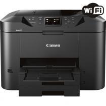 Impressora Multifuncional Canon Maxify MB2710 Jato de Tinta Colorida Wireless 110V - Canon
