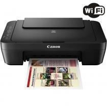 Impressora Multifuncional Canon MG3010 Jato de Tinta Colorida Wireless Bivolt -