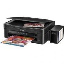 Impressora Multifuncional Epson Ecotank L380 Tanque de Tinta - Colorida USB 2.0 -