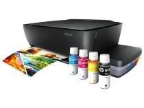 Impressora Multifuncional HP Deskjet GT 5822 - Tanque de Tinta Wi-Fi Colorida USB