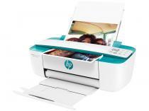 Impressora Multifuncional HP DeskJet Ink Advantage - 3786 Jato de Tinta Wi-Fi Colorida USB