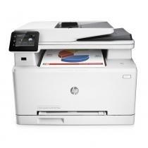 Impressora multifuncional hp laserjet pro m277dw wi-fi - 110v -