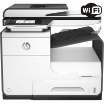 Impressora Multifuncional HP PageWide Pro 477dw Colorida Wireless Bivolt -