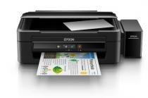 Impressora Multifuncional Jato De Tinta Ecotank L380 Epson -