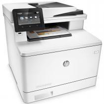 Impressora Multifuncional M477fdw Laserjet Color Cf379aac4 Hp - Hp - hewlett packard