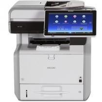 Impressora Multifuncional Ricoh MP 402SPF Rede e Duplex -