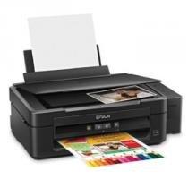 Impressora Multifuncional Tanque de Tinta L220 Preto - Epson - Epson