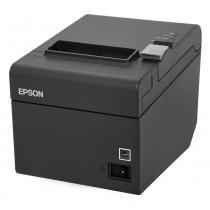 Impressora Térmica Epson TM-T20, USB,  Cinza Escuro - Bivolt -