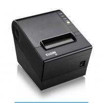 Impressora térmica não fiscal Elgin I9 USB e Ethernet com guilhotina - Elgin
