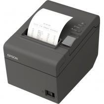 Impressora Térmica Não Fiscal Epson TM-T20 Serial Com Guilhotina -