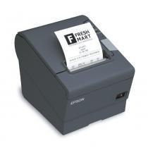 Impressora Térmica Não Fiscal Epson TM-T88V Ethernet Com Guilhotina - BRCA85103 -
