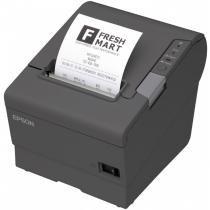 Impressora Térmica Não Fiscal Epson Tm-T88V - USB/Serial Com Guilhotina -