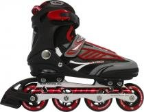 In-line rollers future 7000 nr-42 vermelho - Bel Sports -
