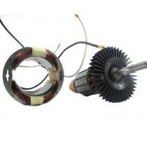 Induzido e Estator Parafusadeira KR550 BD - Black  Decker