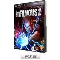 Infamous 2 para PS3 - Coleção Favoritos - Sony