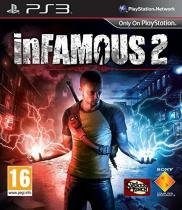 Infamous 2 - PS3 - Usado - Sony