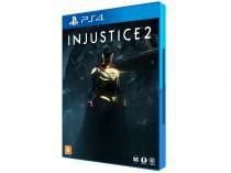Injustice 2 para PS4 - Warner - Pré-venda