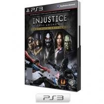 Injustice: Gods Among Us - Ultimate Edition - para PS3 - WB Games