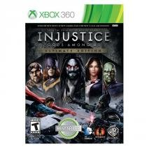 Injustice - Gods Amoung Us Ultimate Edition - Xbox 360 - Microsoft