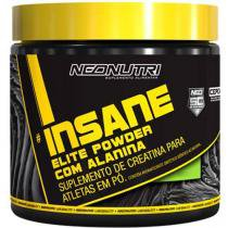 Insane Elite Powder Com Alanina Laranja 900g - Neo Nutri