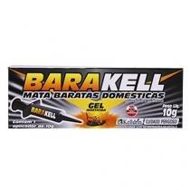 Inseticida Barakell, Mata Barata, Gel, 10 gramas - COD57 - Kelldrin