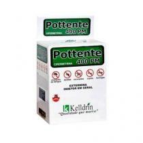 Inseticida Pottente 400 PM. Combate a Dengue. 25 gramas - COD31 - Kelldrin
