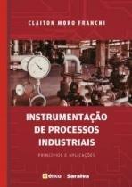 Instrumentacao De Processos Industriais - Erica - 1