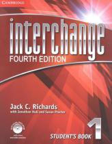 Interchange 1 sb with self study dvd - rom and online wb pack - 4th ed - Cambridge university
