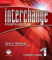 Interchange 1 - Students Book With Online Workbook - 04 Ed - Cambridge