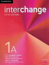 Interchange 1a sb with online self-study - 5th ed - Cambridge university