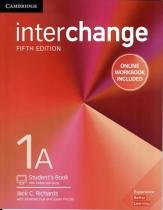 Interchange 1a sb with online self-study and online wb - 5th ed - Cambridge university