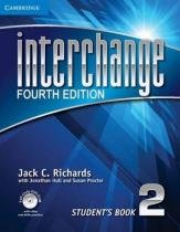 Interchange 2 sb with dvd-rom online wb - 4th - Cambridge university