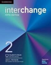 Interchange 2 sb with online self-study - 5th ed - Cambridge university